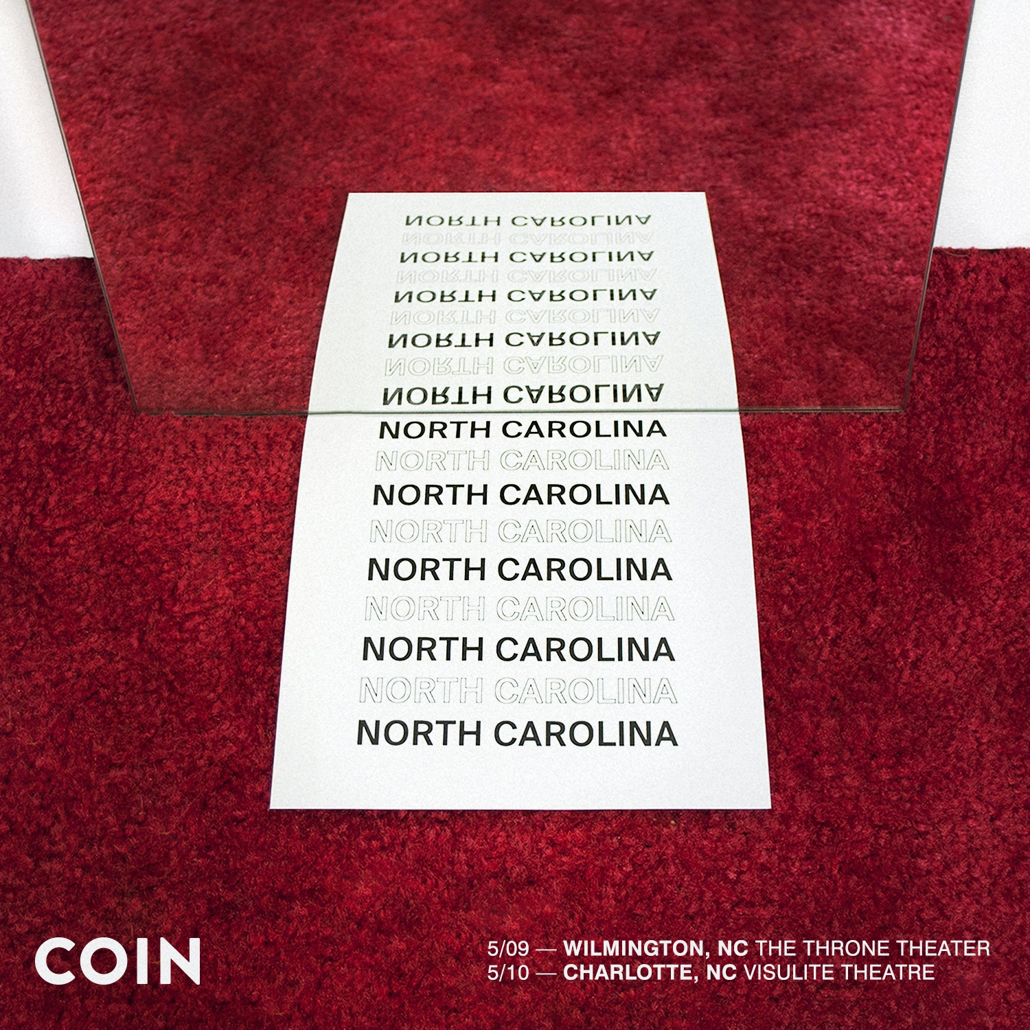 Coin North Carolina