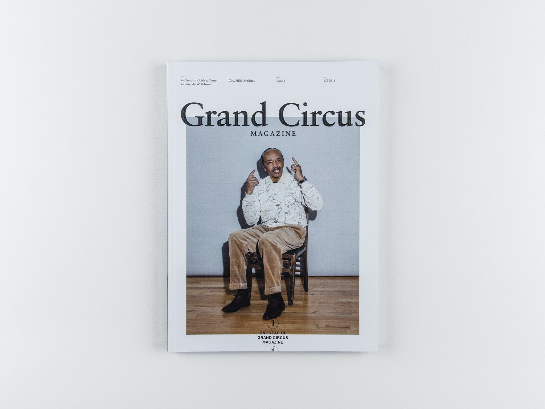 Grand Circus Issue 3 Thumbnail