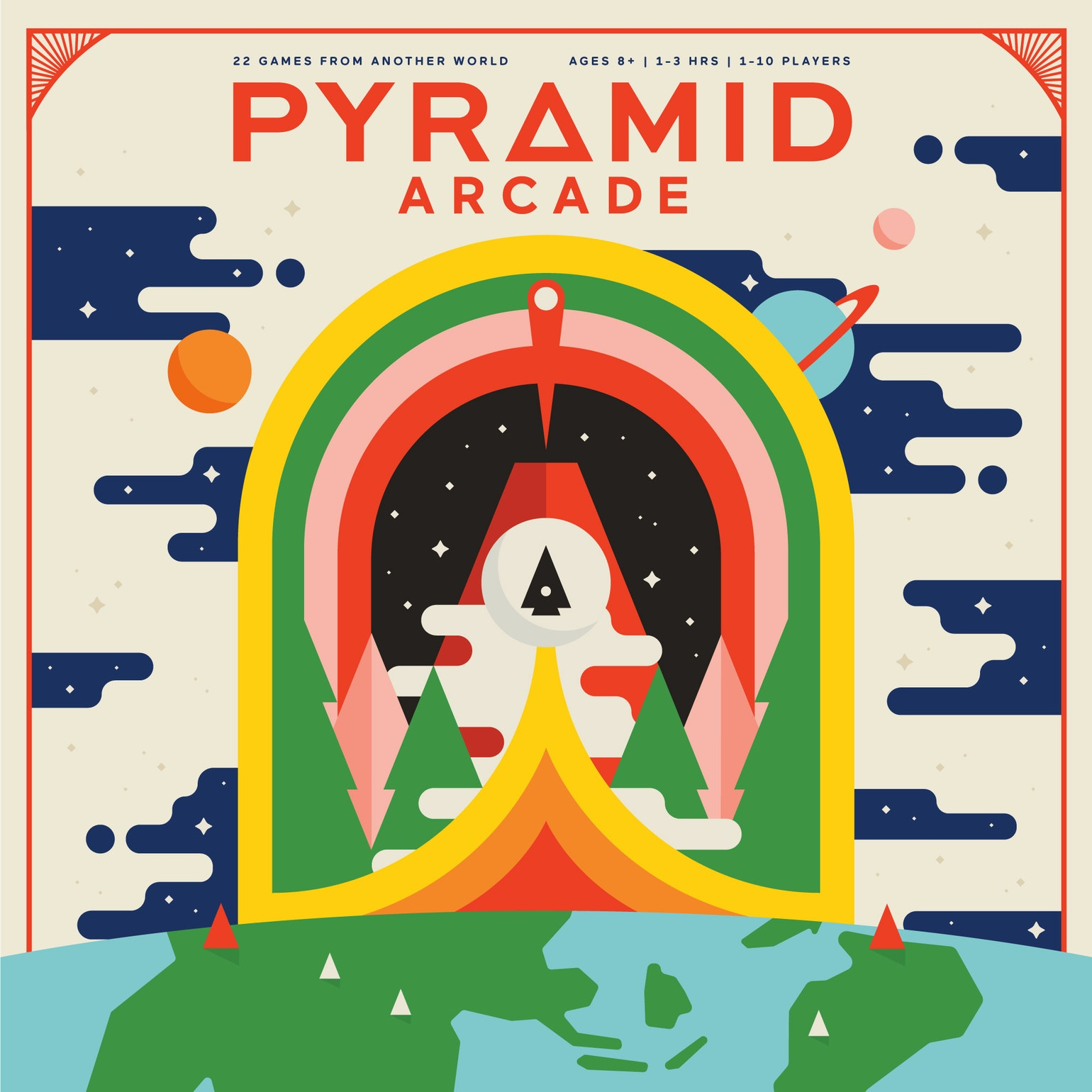 Pyramid Box Cover