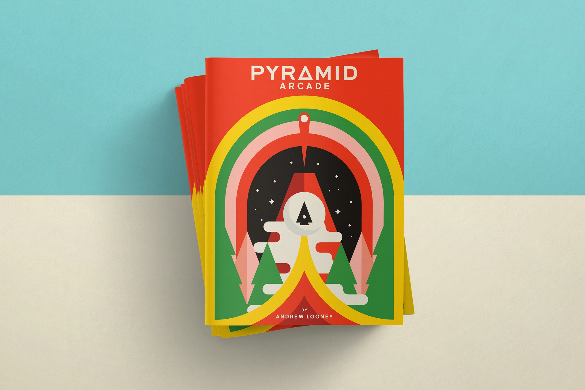 Pyramid Guide Cover