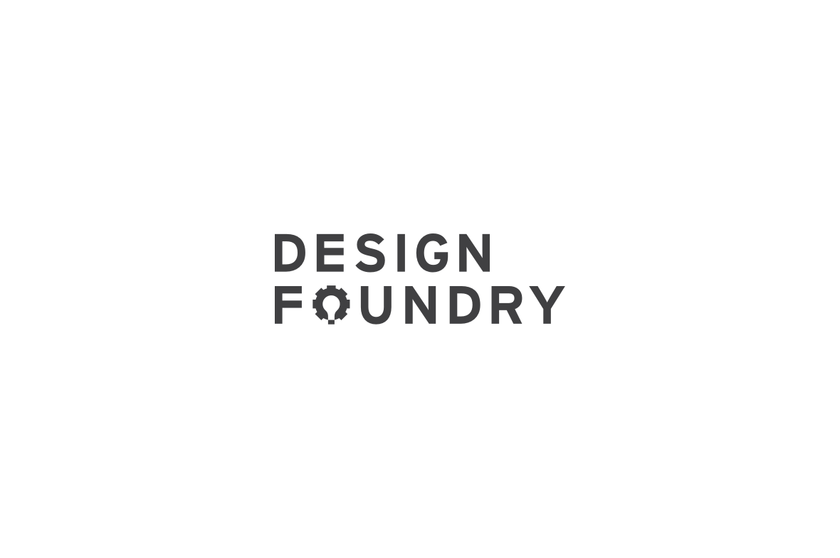 Design Foundry Logo Stacked